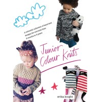 Erika Knight Junior Colour Knits (Book)