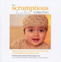 Fyberspates Scrumptious Baby Collection (Booklet)