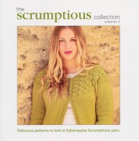 Fyberspates Scrumptious Volume 2 (Booklet)