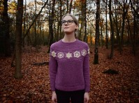Christina Hadderingh - (ENG) Snow Stories Sweater in Scheepjes Metropolis (downloadable PDF)