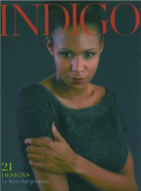 Kim Hargreaves - Indigo (book)