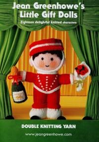 Jean Greenhowe - Little Gift Dolls (booklet)