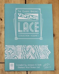 Jamieson and Smith - The Gladys Amedro Vintage Lace Collection - Volume 1 (book)