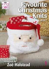 King Cole Favourite Christmas Knits Book 1 (book)