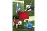King Cole K9 Dog Coats and Blanket in King Cole DK and Aran (leaflet)