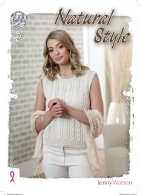 King Cole - Natural Style - Willow Slipover and Sweaters