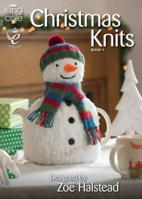 King Cole Christmas Knits Book 1 (book)