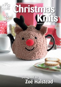 King Cole Christmas Knits Book 2 (book)
