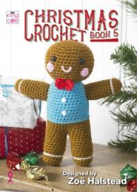 King Cole Christmas Crochet Book 5 (book)