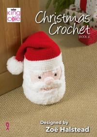King Cole Christmas Crochet Book 6 (book)