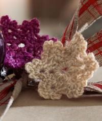Regia - Crochet Star Decorations in Regia 4 Ply (downloadable PDF)