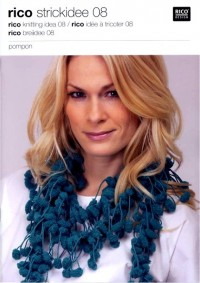 Rico Knitting Idea 08 (Booklet) Pompon