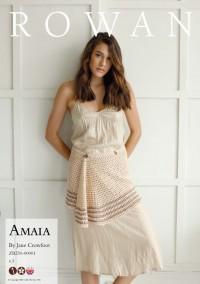 Rowan - Cotton Crochet - Amaia Wraparound Skirt in Cotton Glace and Summerlite DK (downloadable PDF)