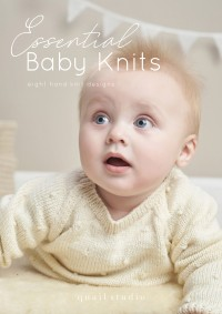 Essential Baby Knits (book)