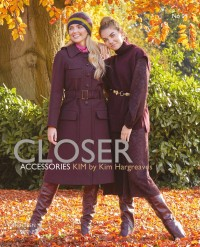 Kim Hargreaves - Closer (book)