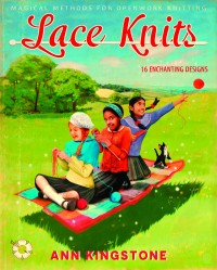 Ann Kingstone - Lace Knits (book)