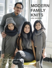 Modern Family Knits (book)