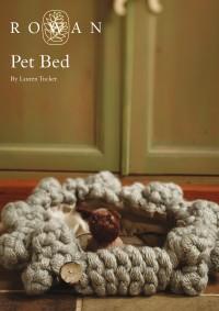 Rowan - Pet Bed in Cocoon (downloadable PDF)