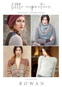 Rowan - Little Inspirations: Felted Tweed (booklet)