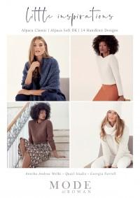 Rowan - Little Inspirations: Mode Alpaca Classic & Alpaca Soft DK (book)
