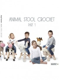 Animal Stool Crochet Part 1 (hardback)