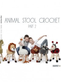 Animal Stool Crochet Part 2 (hardback)