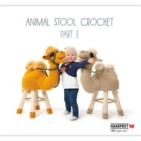 Animal Stool Crochet Part 3 (hardback)