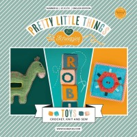 Scheepjes Pretty Little Things - Number 02 - Toys (booklet)