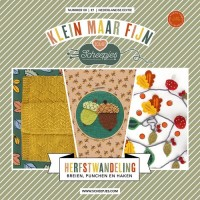 Scheepjes Pretty Little Things - Number 08 - Autumn Walk (booklet)