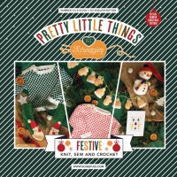 Scheepjes Pretty Little Things - Number 10 - Festive (booklet)