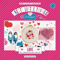 Scheepjes Pretty Little Things - Number 11 - Love (booklet)