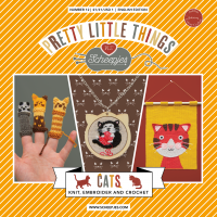 Scheepjes Pretty Little Things - Number 12 - Cats (booklet)