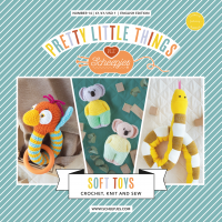 Scheepjes Pretty Little Things - Number 14 - Soft Toys (booklet)
