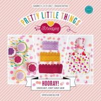 Scheepjes Pretty Little Things - Number 15 - Hooray! (booklet)