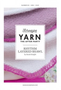 Scheepjes Yarn The After Party 05 - Rhythm Layered Shawl (booklet)