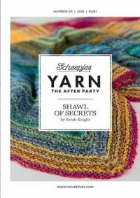 Scheepjes Yarn The After Party 06 - Shawl of Secrets (booklet)