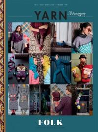 Scheepjes YARN Book-a-zine - Folk Edition 2018
