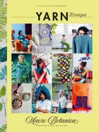 Scheepjes YARN Book-a-zine - Macro Botanica Edition 2021
