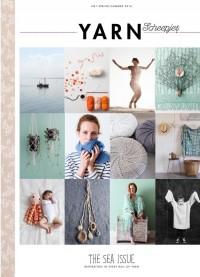 Scheepjes YARN Book-a-zine - Sea Edition 2016