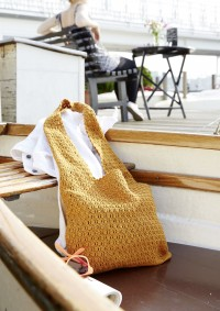 Schachenmayr - Crochet Bag in Catania (downloadable PDF)