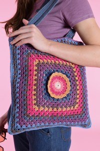 Schachenmayr - Crocheted Tote Bag in Catania (downloadable PDF)