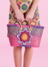 Schachenmayr - Crochet Motif for Bag in Catania (downloadable PDF)