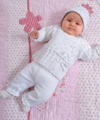 Schachenmayr - Baby Jacket, Pants and Hat in Catania (downloadable PDF)