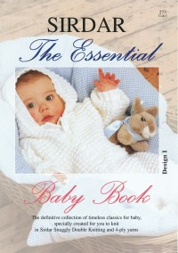 Sirdar 0273 The Essential Baby Book (book)