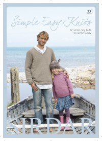 Sirdar 0331 Simple Easy Knits (book)