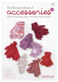 Sirdar 0461 The Bumper Book of Accessories 2 (book)