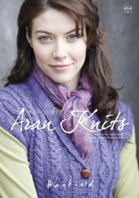 Sirdar 0464 Favourite Aran Knits (booklet)