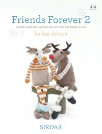 Sirdar 0474 Friends Forever 2 by Sue Jobson (booklet)