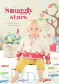 Sirdar 0477 Little Snuggly Stars (booklet)