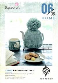 Stylecraft - Beginner Knits - Home in Special XL (leaflet)
